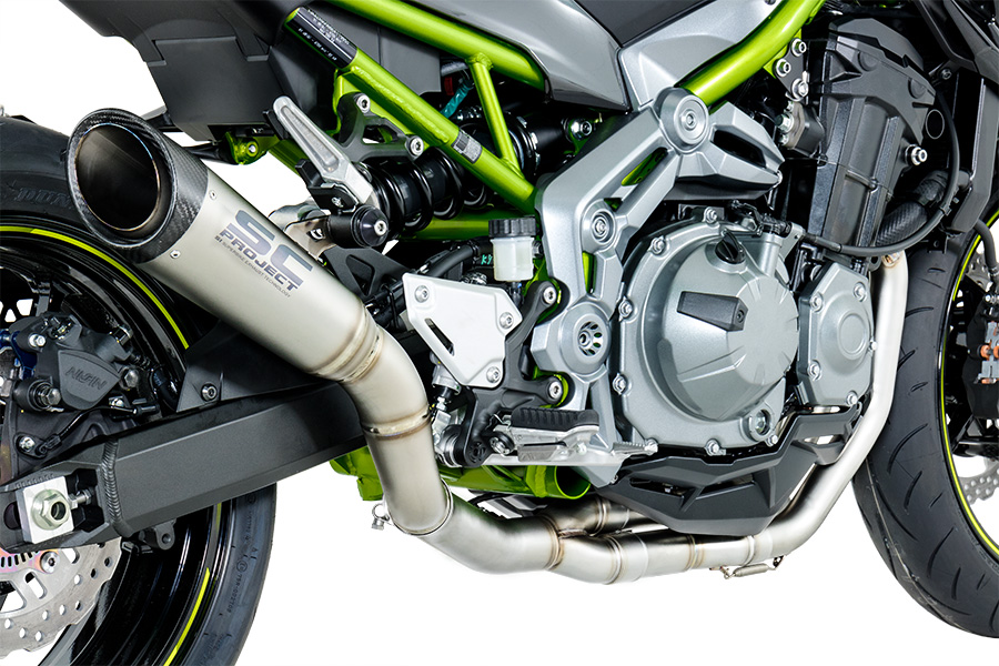 kawasaki z900 s1 exhaust by sc-project