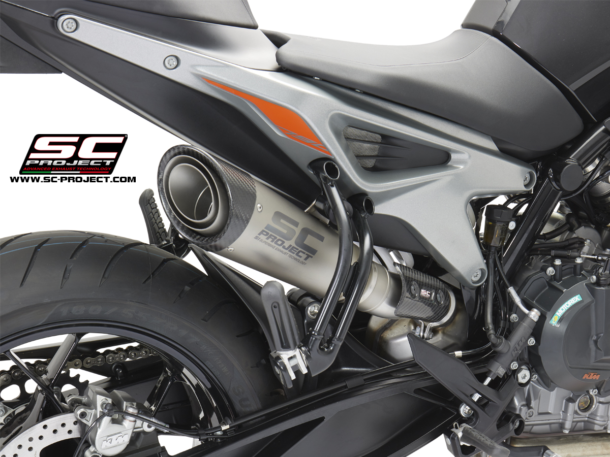 ktm 790 duke best exhaust scproject
