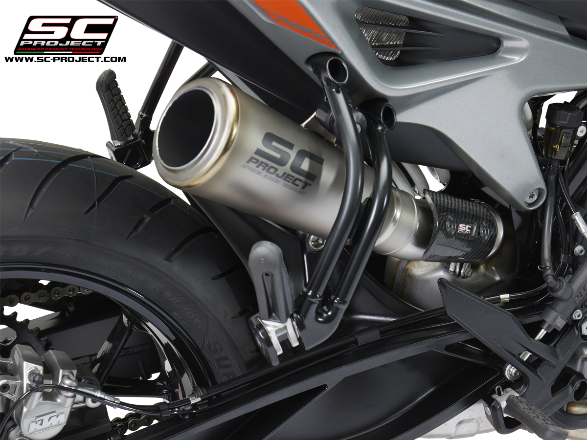 crt exhaust ktm 790 duke scproject