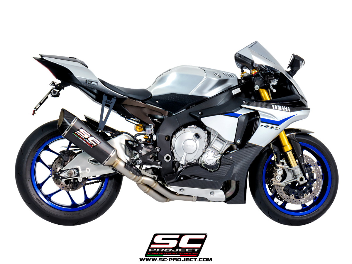 best exhaust yamaha r1 full system slipon