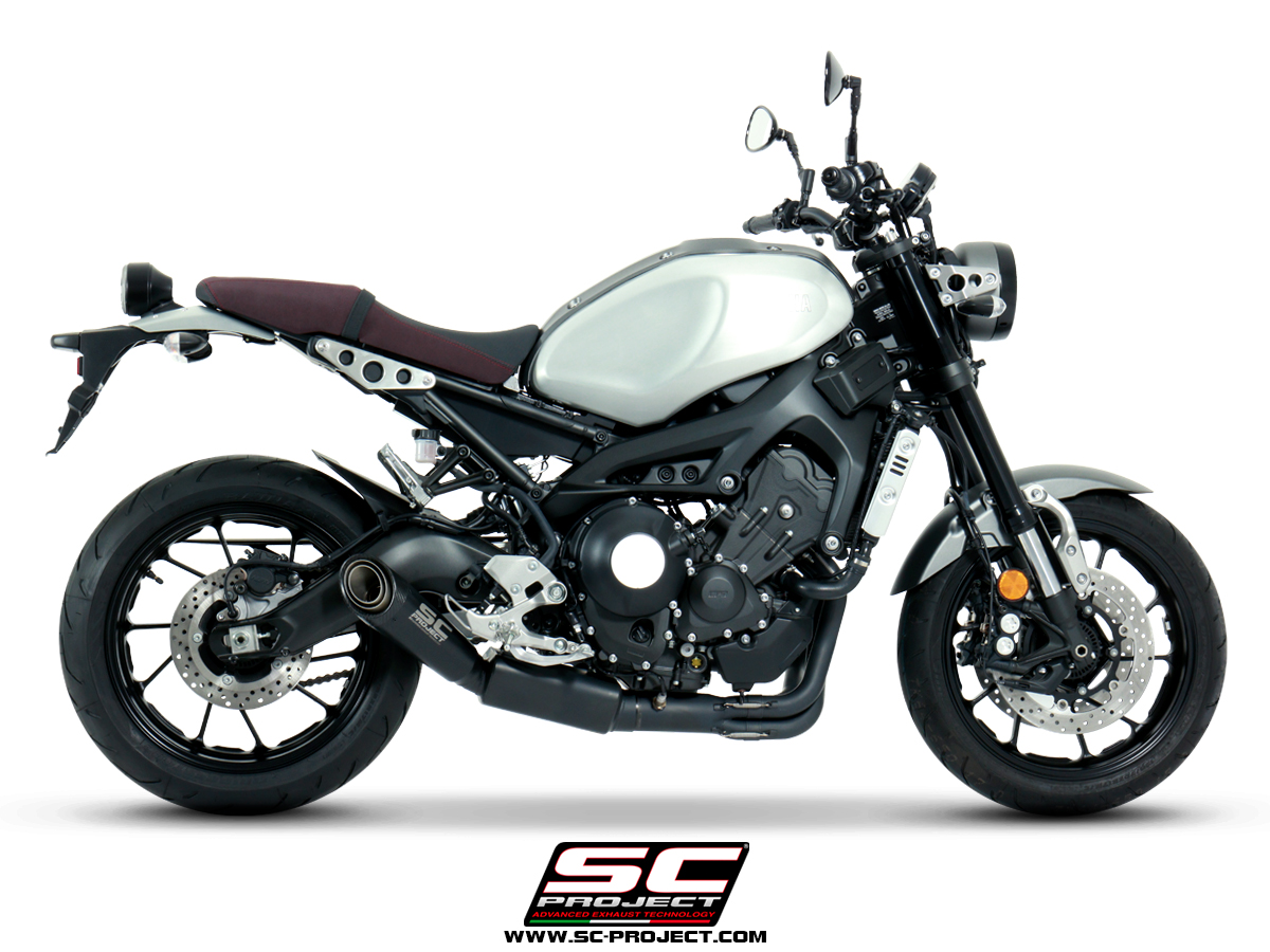 yamaha xsr 900 full system exhaust