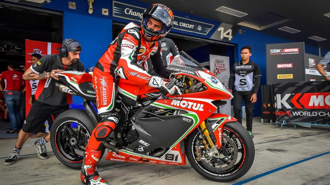 world superbike exhaust scproject