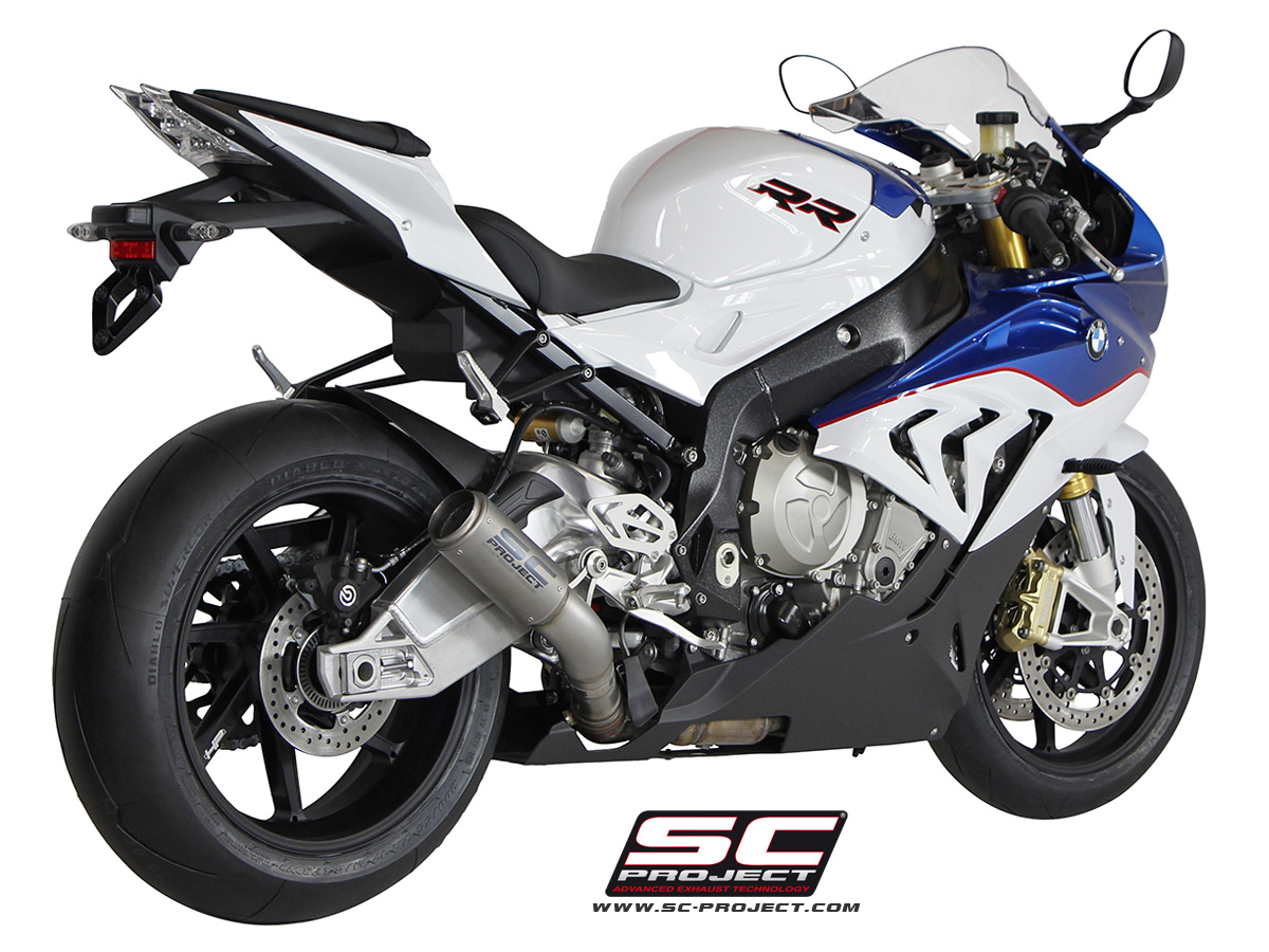 Bmw S1000rr For Sale >> BMW S1000RR (2015+ series) CR-T Titanium Exhaust by SC Project