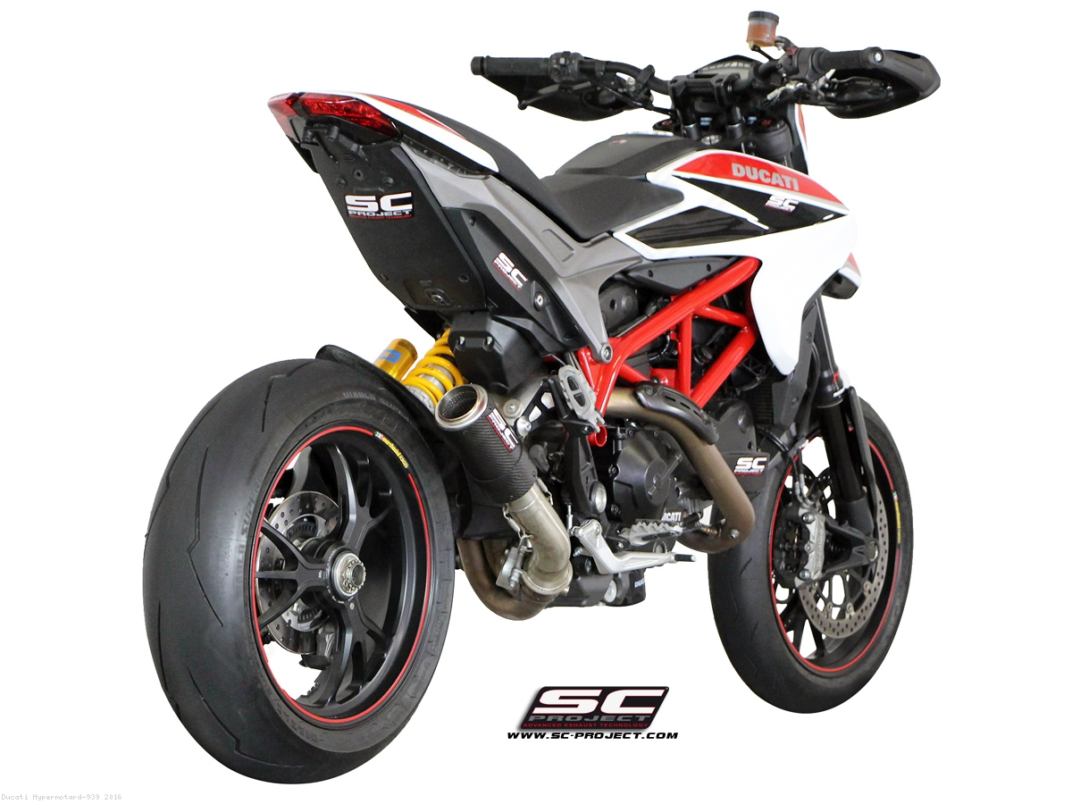 cr t exhaust by sc project ducati hypermotard 939 2016 d10 l38c. Black Bedroom Furniture Sets. Home Design Ideas