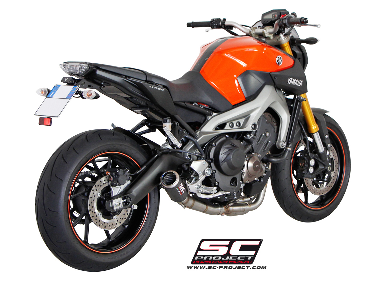 CR-T Full System Exhaust by SC-Project (Y19-C38C)