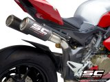 WSBK CR-T Full System Race Exhaust by SC-Project