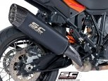 """Adventure"" Exhaust by SC-Project KTM / 1190 Adventure / 2016"