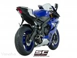 CR-T Exhaust by SC-Project Yamaha / YZF-R6 / 2020