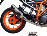 De-Cat Link Pipe by SC-Project KTM / 1290 Super Duke R / 2015