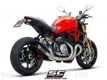 Racing Headers by SC-Project Ducati / Monster 1200R / 2017