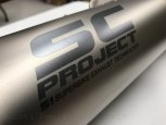 S1 Exhaust by SC-Project Ducati / Panigale V4 / 2019