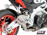 CR-T Exhaust by SC-Project Aprilia / Tuono V4 1100 Factory / 2015