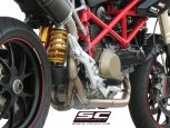 Oval Full System Exhaust by SC-Project