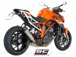 Conic Exhaust by SC-Project KTM / 1290 Super Duke R / 2016
