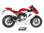 CR-T Exhaust by SC-Project MV Agusta / F3 675 / 2013
