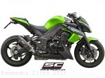 Oval Exhaust by SC-Project Kawasaki / Z1000 / 2010