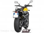 "Conic ""70s Style"" Exhaust by SC-Project Yamaha / XSR900 / 2020"