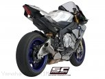 CR-T Exhaust by SC-Project Yamaha / YZF-R1M / 2018
