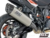 """Adventure"" Exhaust by SC-Project KTM / 1190 Adventure / 2014"