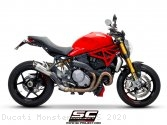 S1 Exhaust by SC-Project Ducati / Monster 1200S / 2020
