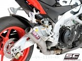 CR-T Exhaust by SC-Project Aprilia / Tuono V4 1100 RR / 2016