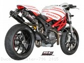 GP-Tech Exhaust by SC-Project Ducati / Monster 796 / 2015
