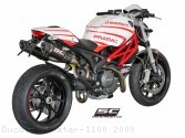 GP-Tech Exhaust by SC-Project Ducati / Monster 1100 / 2009