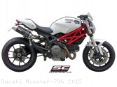 GP Exhaust by SC-Project Ducati / Monster 796 / 2015
