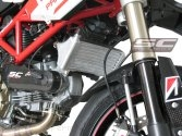 Oil Cooler By SC-Project Ducati / Hypermotard 1100 S / 2007