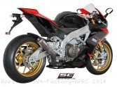 CR-T Exhaust by SC-Project Aprilia / RSV4 Factory APRC / 2014