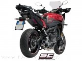 Conic Exhaust by SC-Project Yamaha / FJ-09 Tracer / 2015