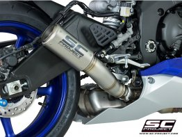 CR-T High Mount Exhaust