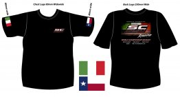 "SC-Project USA Performance DRY-FIT Tee Shirt ""Flag Edition"""