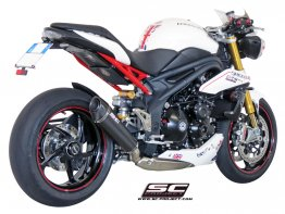 Conic Low Mount Exhaust by SC-Project