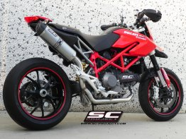 Oval 2-1 Full System Exhaust by SC-Project