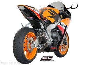CR-T Exhaust by SC-Project Honda / CBR1000RR / 2010