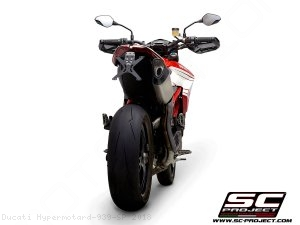 SC1-R Exhaust by SC-Project Ducati / Hypermotard 939 SP / 2018