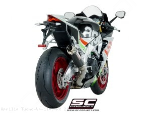 GP65 Exhaust by SC-Project Aprilia / Tuono V4 1100 RR / 2018