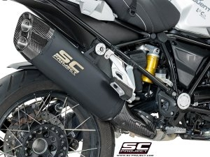 """Adventure"" Exhaust by SC-Project BMW / R1200GS Adventure / 2017"
