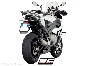 Oval Exhaust by SC-Project BMW / S1000XR / 2016