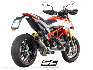 S1 Exhaust by SC-Project Ducati / Hypermotard 939 SP / 2016