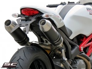 GP Exhaust by SC-Project Ducati / Monster 1100 S / 2010