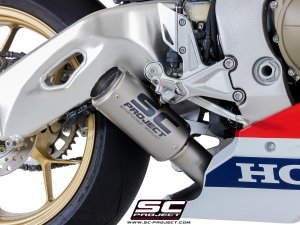 CR-T Exhaust by SC-Project Honda / CBR1000RR SP / 2018