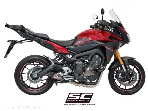 Conic Exhaust by SC-Project Yamaha / MT-09 / 2020