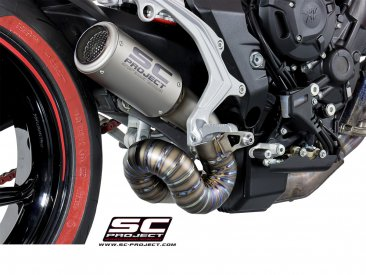 CR-T Exhaust