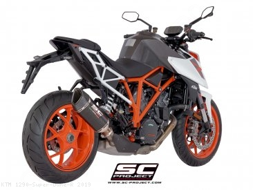SC1-R Exhaust by SC-Project KTM / 1290 Super Duke R / 2019