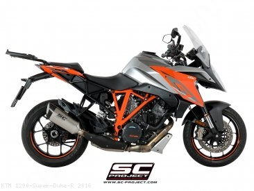 SC1-R Exhaust by SC-Project KTM / 1290 Super Duke R / 2016