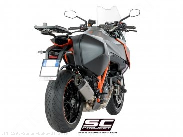 SC1-R Exhaust by SC-Project KTM / 1290 Super Duke GT / 2016