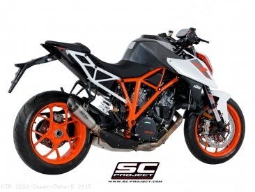 S1 Exhaust by SC-Project KTM / 1290 Super Duke R / 2015