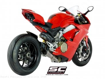 S1 Exhaust by SC-Project Ducati / Panigale V4 Speciale / 2019